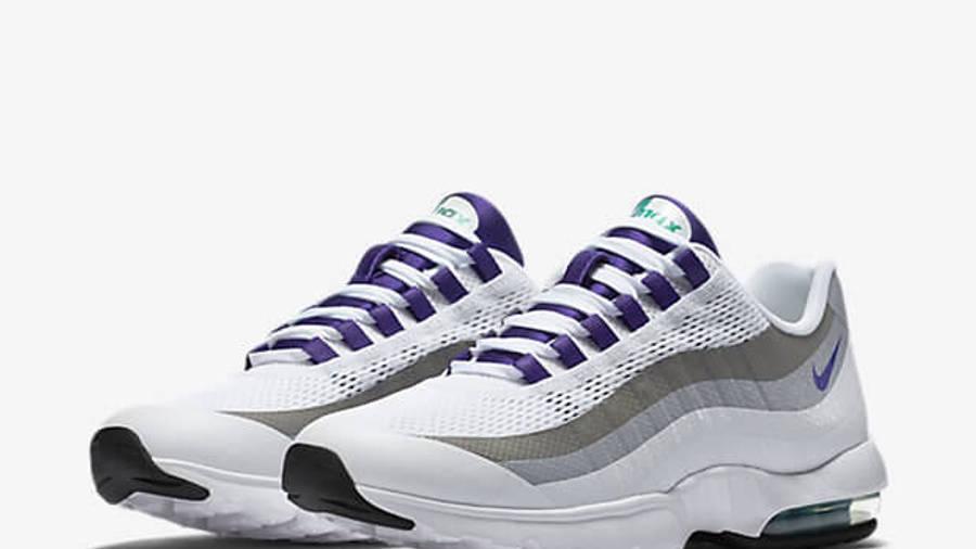 Nike Air Max 95 Ultra Court Purple