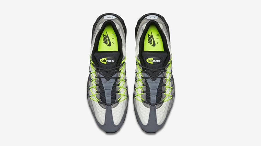 Nike Air Max 95 Ultra Neon   Where To Buy   845033-007   The Sole ...