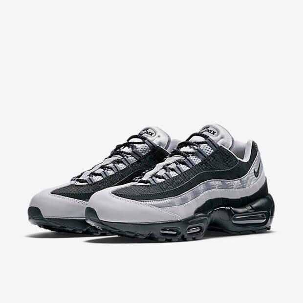 Nike Air Max 95 Wolf Grey Black