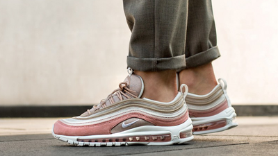 Nike Air Max 97 PRM Pink   Where To Buy   312834-200   The Sole ...