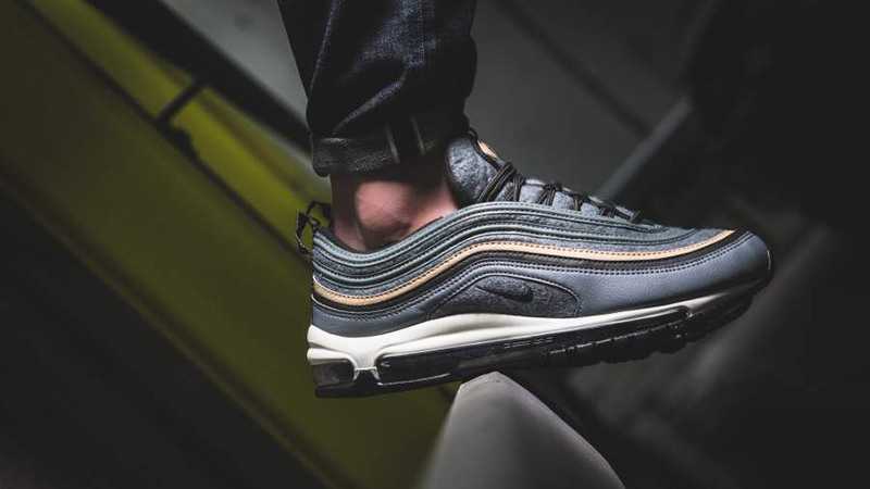 ganar Maryanne Jones Pascua de Resurrección  Nike Air Max 97 Premium Wool Grey - Where To Buy - 312834-003 | The Sole  Supplier