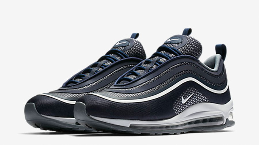 clima Aptitud Tumor maligno  Nike Air Max 97 Ultra 17 Midnight Navy | Where To Buy | 918356-400 | The  Sole Supplier