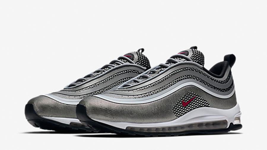 air max 97 black and silver