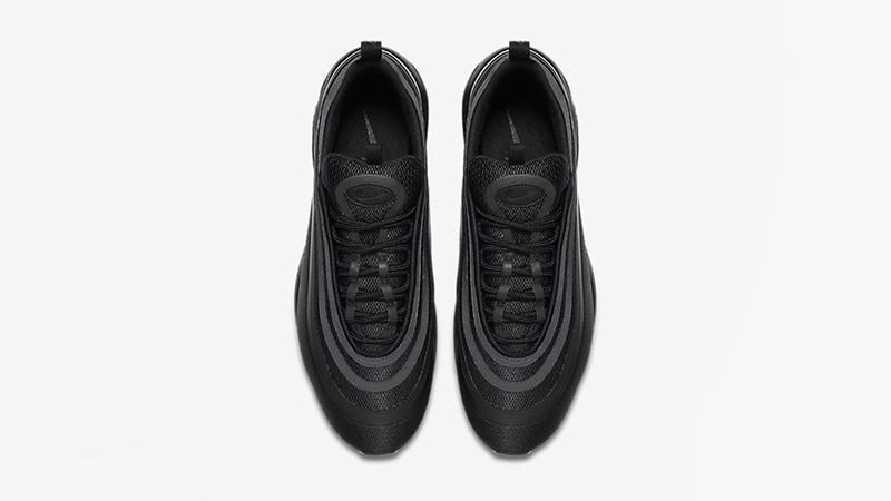 Nike Air Max 97 Ultra 17 Triple Black Where To Buy 918356 002