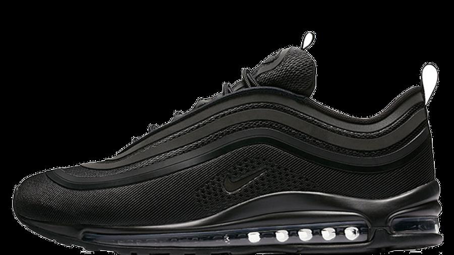 Nike Air Max 97 Ultra 17 Triple Black   Where To Buy   918356-002 ...