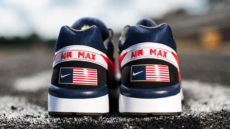 Nike air max premium BW Olympics USA | Nike air max, Nike