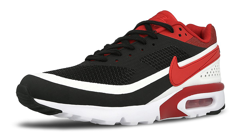 Nike Air Max BW Ultra SE Black Red