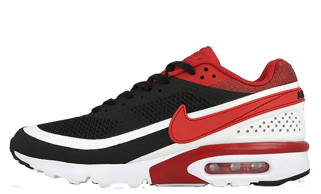 Nike-Air-Max-BW-Ultra-SE-Black-Red