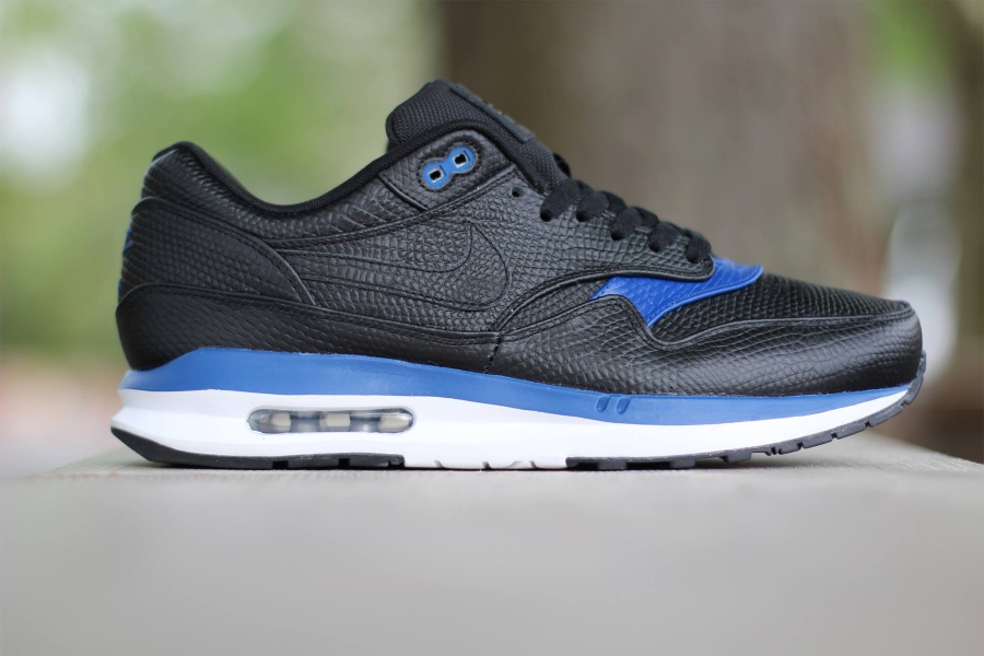 Nike Air Max Lunar 1 Deluxe Black