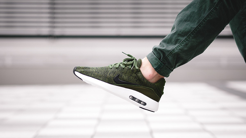 animal Supervise Duplicate  Nike Air Max Modern Flyknit Green - Where To Buy - 876066-300 | The Sole  Supplier