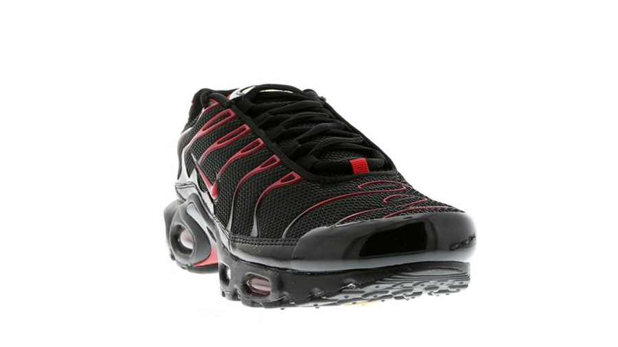 Nike Tuned 1 Black Red | Where To Buy