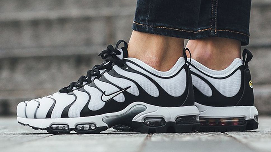 Nike Air Max Plus TN Ultra White Black   Where To Buy   undefined ...