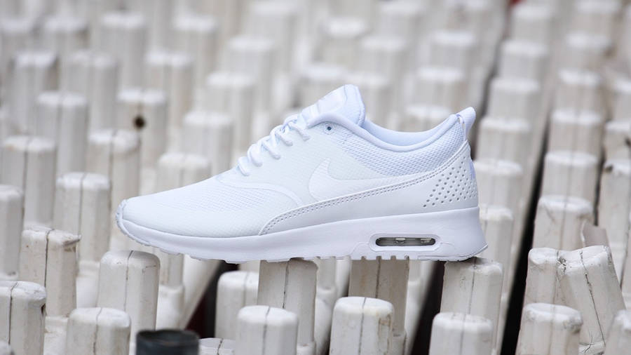 Nike Air Max Thea Triple White   Where