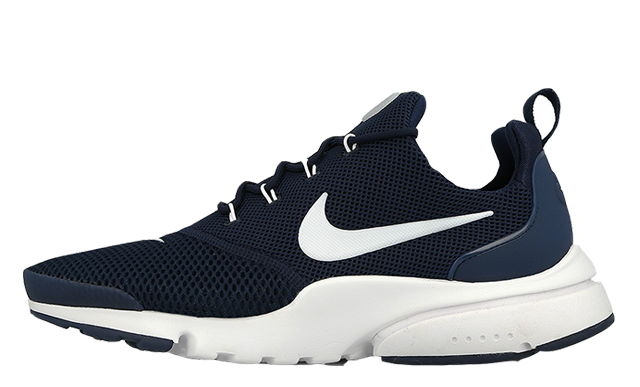 espiral tinción Nota  Nike Air Presto Fly Navy White | Where To Buy | 908019-400 | The Sole  Supplier