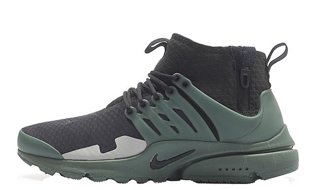 Nike-Air-Presto-Mid-SP-Black-Green