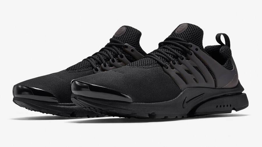 Nike Air Presto Triple Black   Where To
