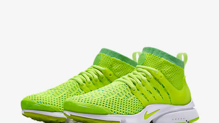 Nike Womens Air Presto Ultra Flyknit
