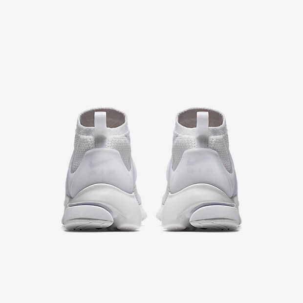 Nike Air Presto Ultra Flyknit Triple White