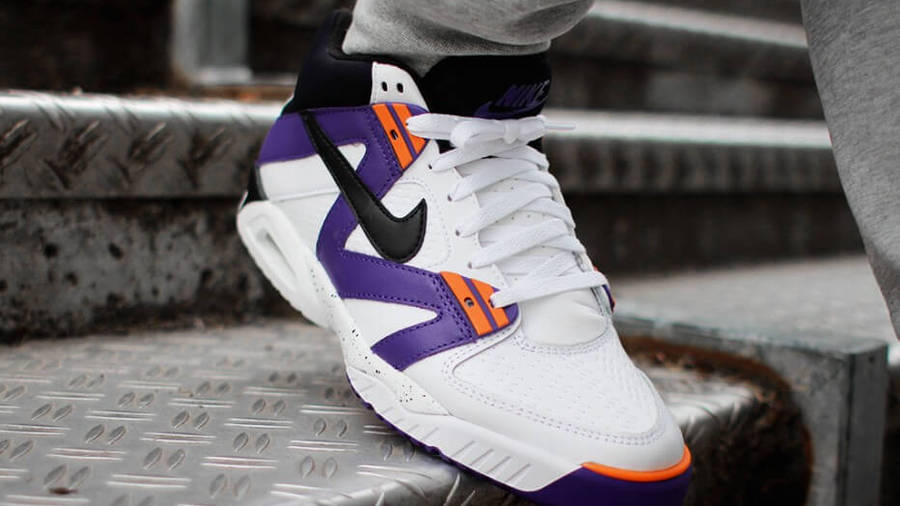 pavo Conjugado Complaciente  Nike Air Tech Challenge III OG Voltage Purple | Where To Buy | 749957-102 |  The Sole Supplier