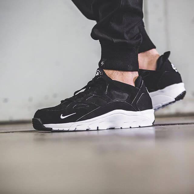 Nike Air Trainer Huarache Low Black Where To Buy 749447