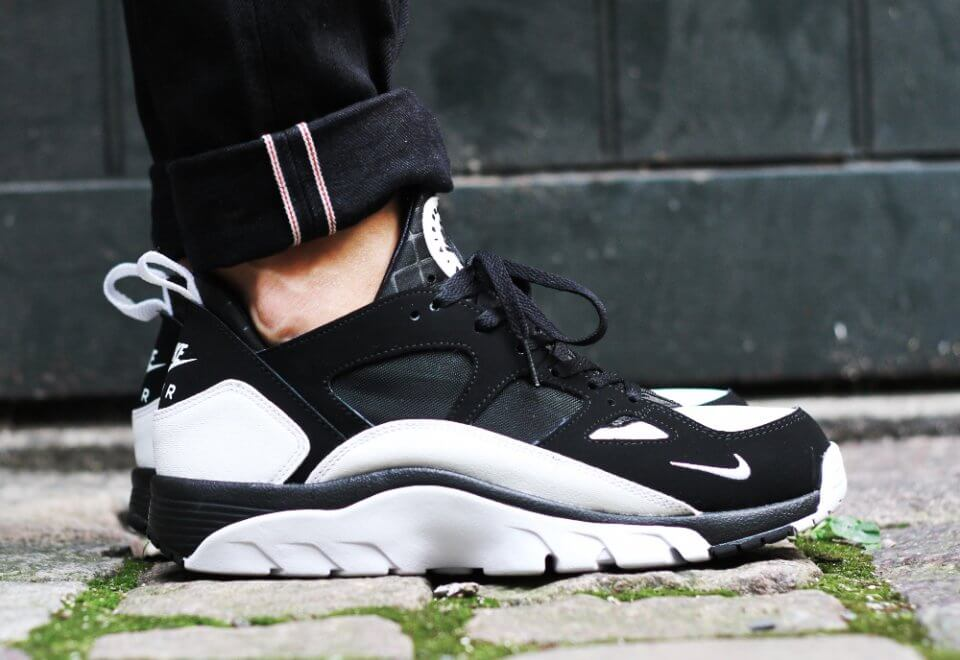 low top huaraches