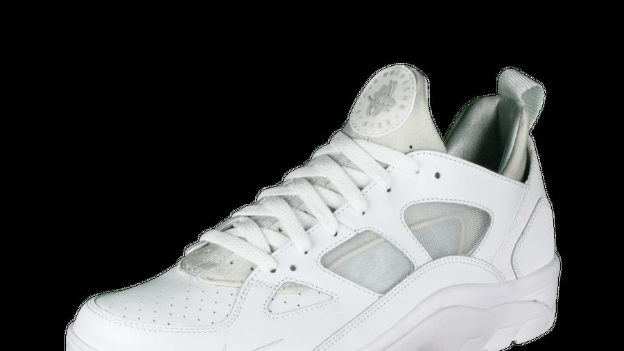 Nike Air Trainer Huarache Low White   Where To Buy   749447-100 ...
