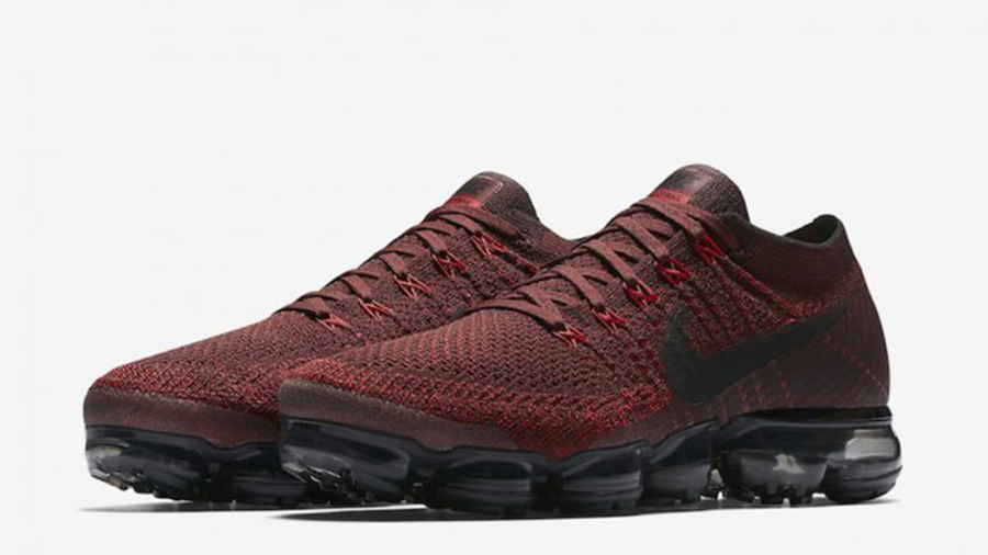 Nike Air VaporMax Red | Where To Buy