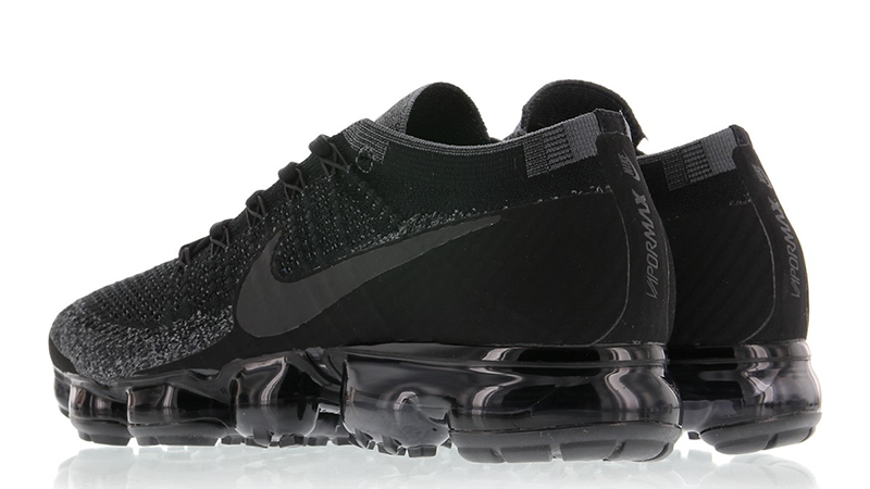 Nike Air Vapormax Flyknit Black | Where
