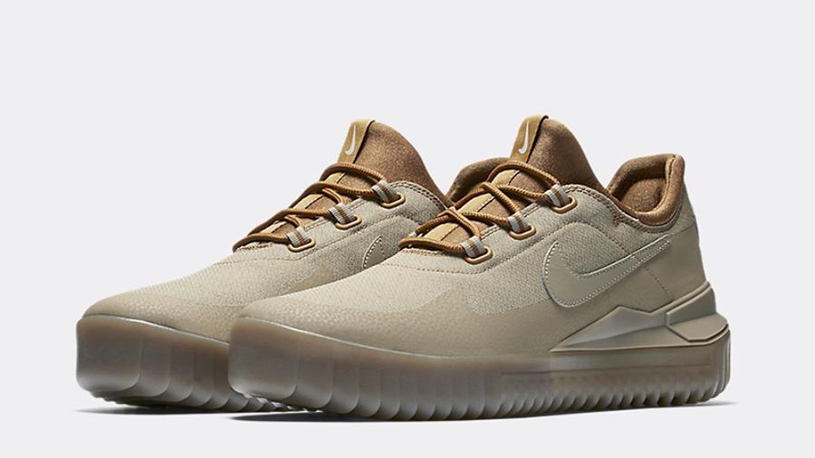 Nike Air Wild Golden Beige Khaki