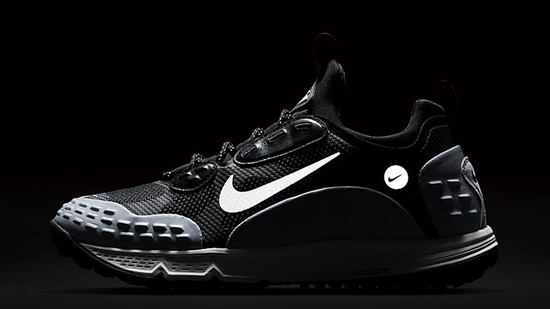 Nike Air Zoom Albis 16 Black Grey