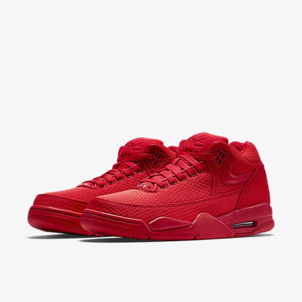 Nike Flight Squad University Red