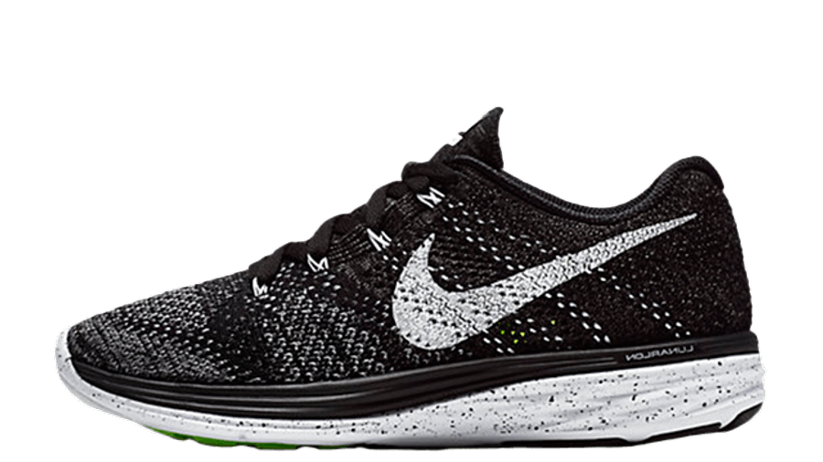 Nike Flyknit Lunar 3 Black Where To Buy 698182 001 The Sole Supplier