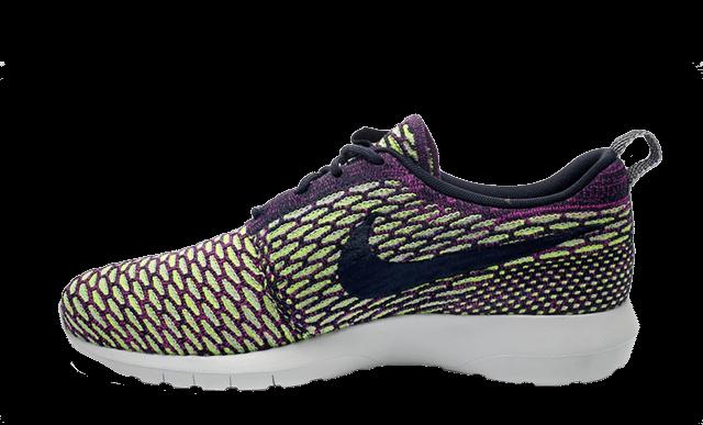 Nike-Flyknit-Roshe-Run-Fuchsia-Volt