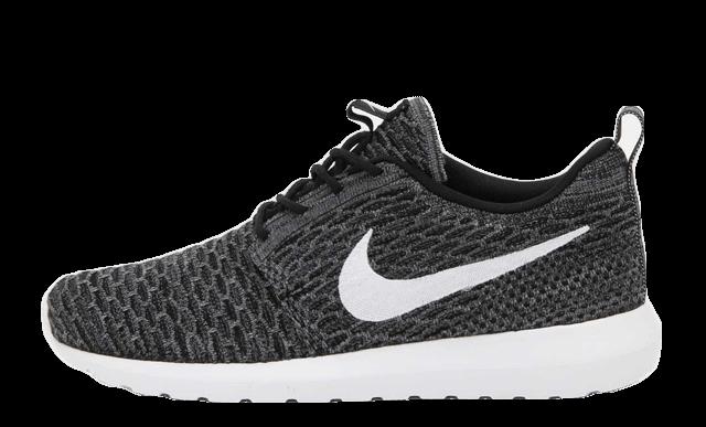 Nike-Flyknit-Roshe-Run-NM-Black