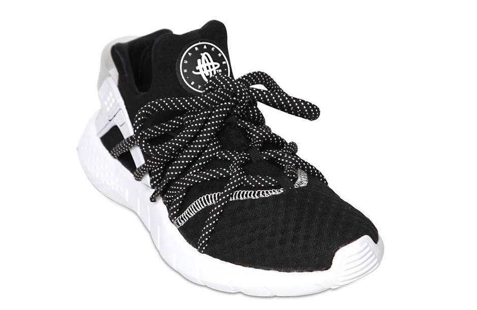 Nike Air Huarache NM Turnschuhe Zum Herren | BlackWhite