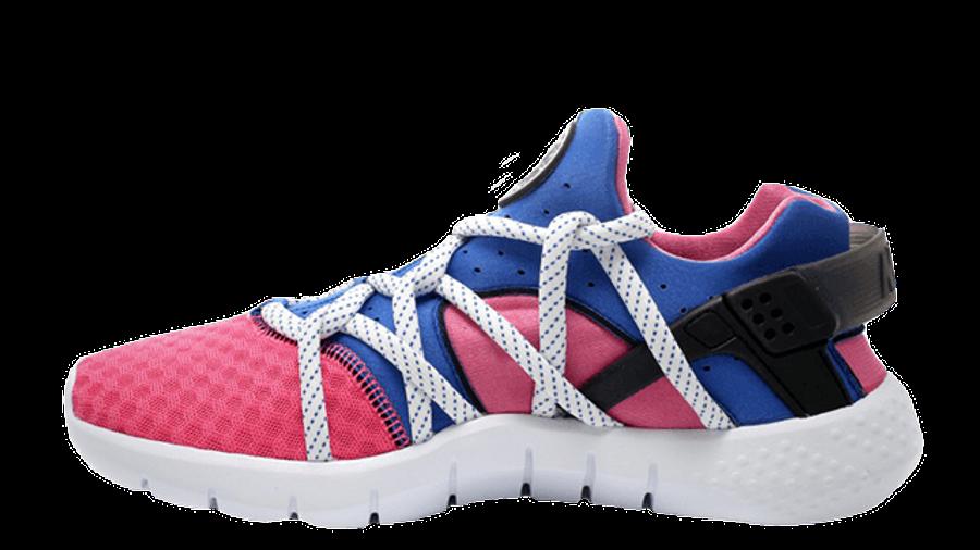 Nike Huarache NM Pink Blue   Where To Buy   705159-600   The Sole ...