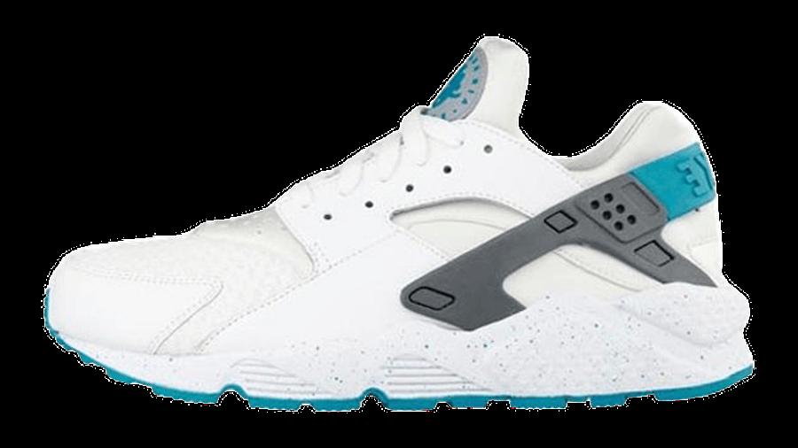 Nike Huarache Turbo Green White