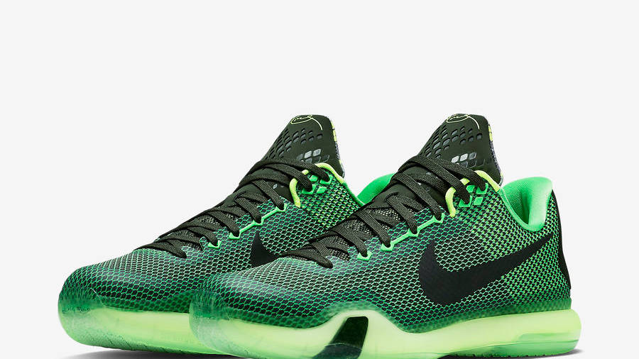 Nike Kobe 10 Green Vino   Where To Buy