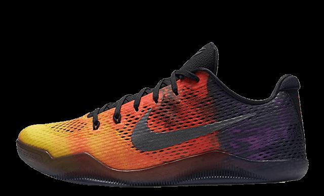 Nike-Kobe-11-Sunset
