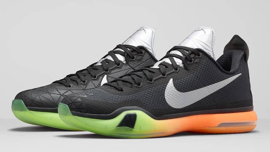 Nike Kobe X AS Black | Where To Buy