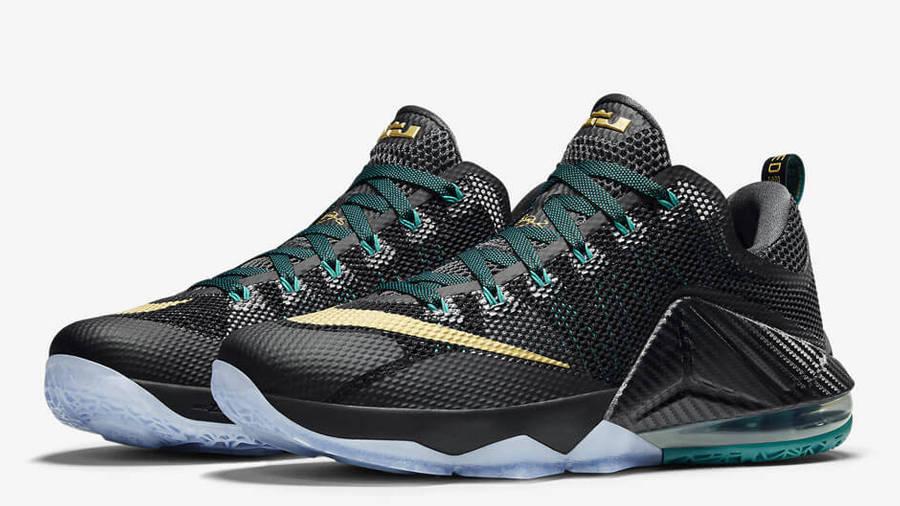 Nike LeBron 12 Low SVSM | Where To Buy