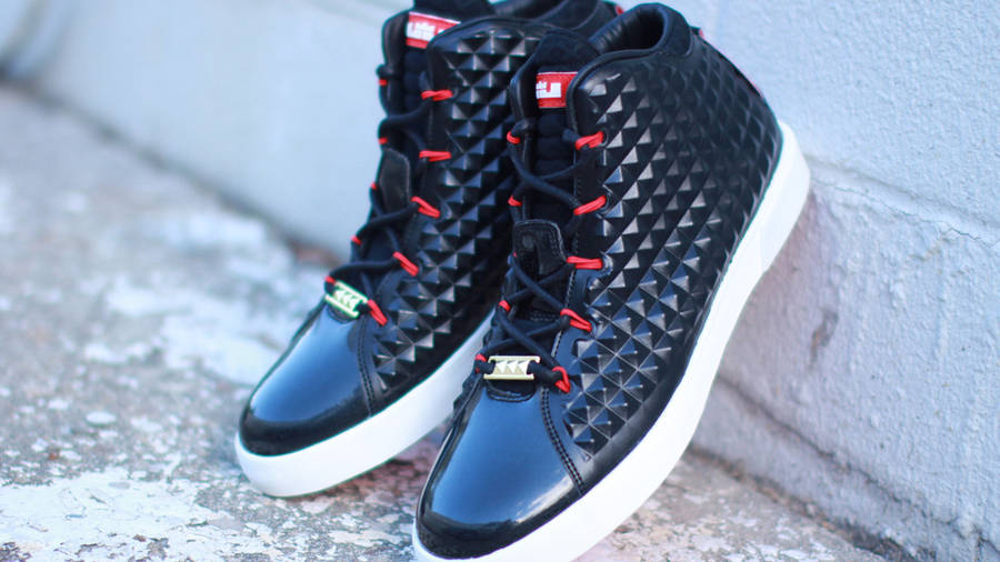 Nike LeBron 12 NSW Lifestyle Black