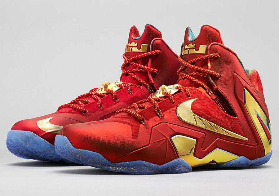 Nike What the Lebron 11 Release