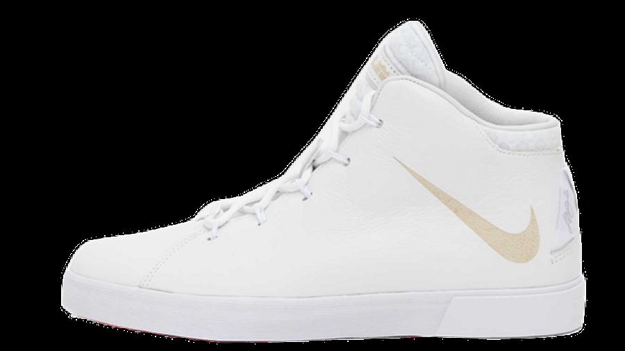 Nike Lebron XII NSW Lifestyle QS White