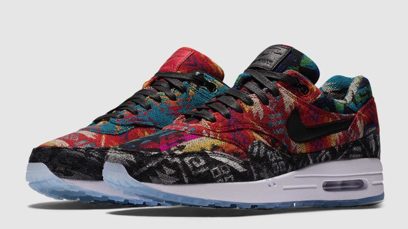 Nike Pendleton Air Max 1 What The Where To Buy TBC | The