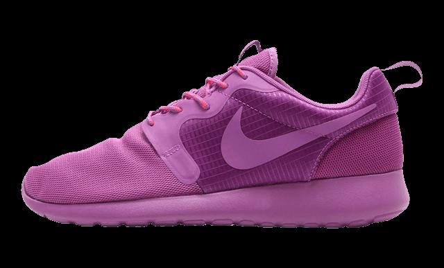 Nike Roshe Run Hyperfuse Purple | Where