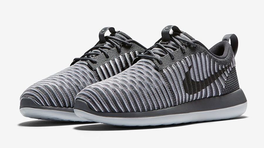 Nike Roshe Two Flyknit Grey | Where To