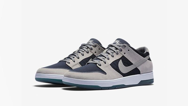 original de costura caliente zapatillas de skate estilo clásico de 2019 Nike SB Dunk Low Elite Grey - Where To Buy - 864345-004 | The Sole ...