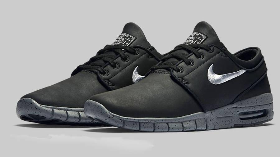 Babosa de mar rescate ecuación  Nike SB Stefan Janoski Max L NYC - Where To Buy - 749678-001   The Sole  Supplier