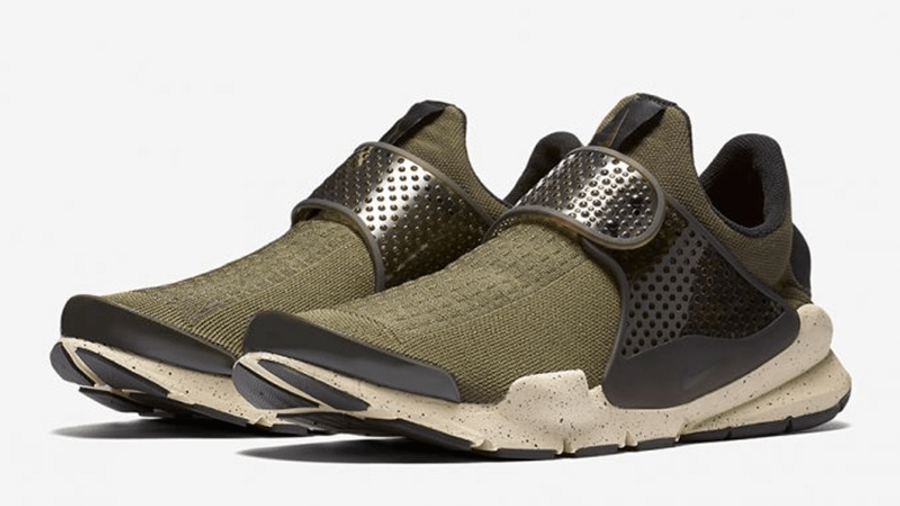 tornado Crea la vita di legno  Nike Sock Dart Military Green - Where To Buy - 819686-300 | The Sole  Supplier